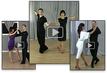 Learn&Master Ballroom Dance DVDs